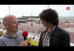 LLTV at Astral Coast festival, New Brighton