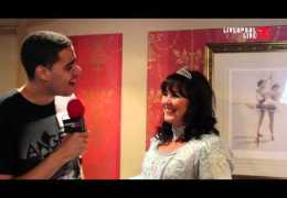 Liverpool Live TV talks to Coleen Nolan or (Ben loves Coleen)