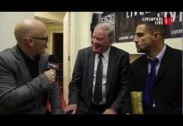 LMA's LLTV talk to DJ of the Year – Lee Butler (and his dad Billy)