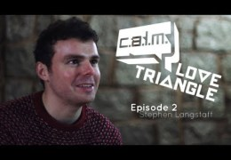 VIDEO: CALM Love Triangle Part 2 – Stephen Langstaff