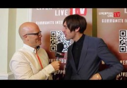 LLTV at The Liverpool Music Awards 2013: Album of the Year Winner – Miles Kane