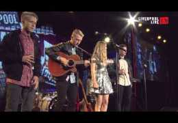 LLTV at The Liverpool Music Awards 2013: Milly Pye and The Valentine Brothers Performance