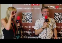 LLTV at The Liverpool Music Awards 2013: Interview and Performance by Dominic Dunn