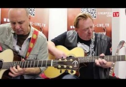 LLTV: The Red Sofa Sessions #14 The Salty Old Sea Dogs