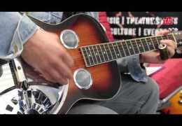 LLTV: The Red Sofa Sessions #13 Herringbone John