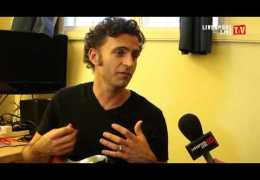 LLTV: Backstage Interview with Dweezil Zappa – Part One