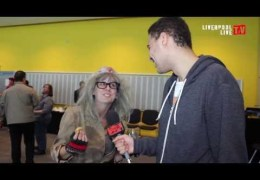 LLTV Panto Day:  Ben talks to Keddy Sutton from Dreaming of a Barry White Christmas