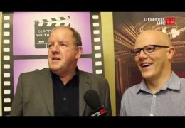 LLTV at Clapperboard UK Presents: Rich talks to John Henshaw