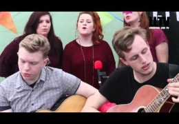Red Sofa Sessions: #onTour – Dominic Dunn at Farm Feast