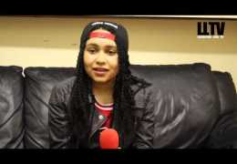 Backstage Interview: LLTV talk to Gabz