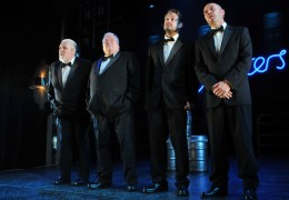 REVIEW: Bouncers, Royal Court, 23 July 2013
