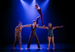 COMPETITION: Win tickets to see Australian circus act Casus at The Black-E