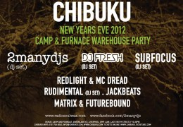 COMPETITION: Win tickets to Chibuku Shake Shake NYE 2012