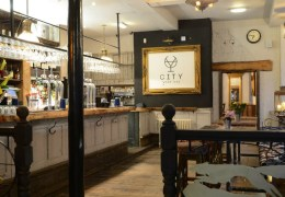 NEW OPENING: City Wine Bar & Kitchen, Old Hall Street