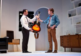 NEWS: Smash hit Beatles play to open in London's West End