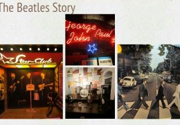 Erica's Blog 26.02.14: The Beatles Story
