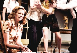 REVIEW: Go Back For Murder, Floral Pavilion, 28 Oct 2013