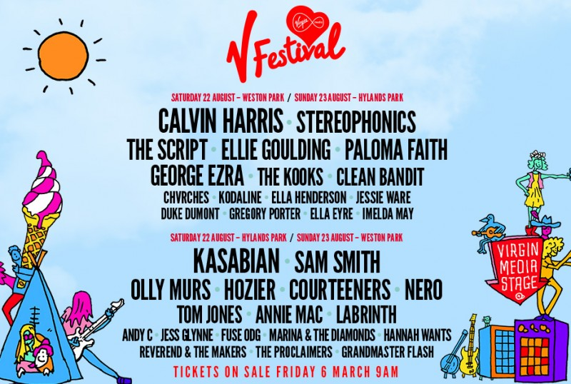 Highway to V Festival