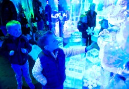 NEWS: Liverpool ONE's Ice Festival returns to Chavasse Park