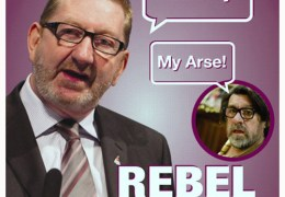 NEWS: WOW festival's next Rebel Rant announced with Len McCluskey and Ricky Tomlinson