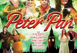 REVIEW: Peter Pan, St Helens Theatre Royal, 11th Dec 2013