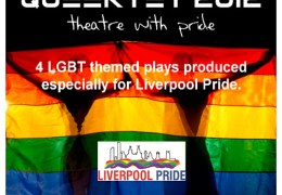 COMING UP: Queertet 2012 at The Lantern Theatre, 27 & 28 July 2012