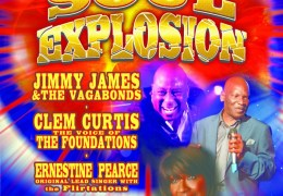 WHATS ON: Soul Explosion | Southport Theatre | 06.02.16