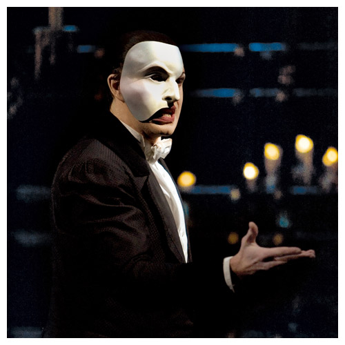 NEWS: The Phantom of the Opera returns to Liverpool Empire, 20 Feb–9 Mar 2013
