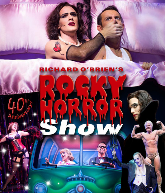 REVIEW: The Rocky Horror Show, Liverpool Empire, 11/02/2013