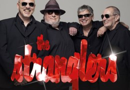 NEWS: The Stranglers announce Liverpool date for 40th Anniversary 'Ruby Tour'