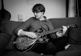 NEWS: Thom Morecroft to launch crowd-funded EP at The Scandinavian Church