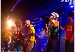REVIEW: We The Undersigned, O2 Academy 06/12/12