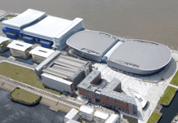 Liverpool to get new waterfront exhibition complex