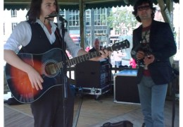 REVIEW: Liverpool Bandstand, Williamson Square 09/08/12