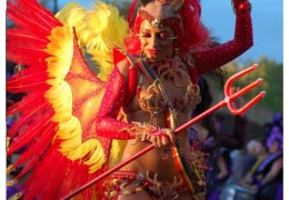 NEWS: Call for volunteers for Britain's biggest Brazilian Samba carnival