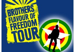 COMING UP: Brothers Cider presents 'Brothers Flavour of Freedom Tour', 19 May 2012