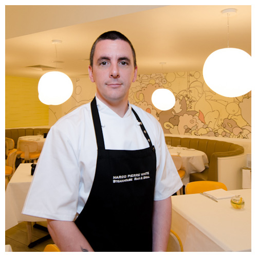 NEWS: New Head Chef for Marco Pierre White Steakhouse Bar & Grill Liverpool