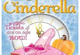 NEWS: Sparkling cast announced for St Helens pantomime 'Cinderella', 7 Dec-13 Jan