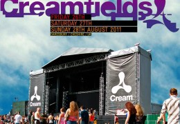 Creamfields 2011 Limited Ticket Offer About To Sell Out