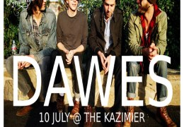 COMING UP: Dawes at The Kazimier, 10 July 2012