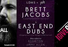 DON'T SLEEP ON IT – Easter Weekend: LDMS & Jolt | 303 | I Give Good Face