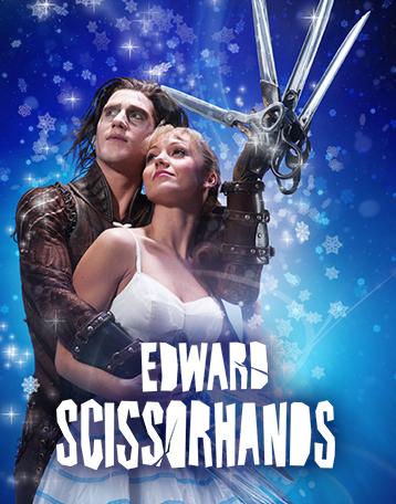 Matthew Bourne's Edward Scissorhands