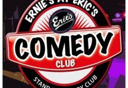 COMPETITION: Win tickets for Ernie's Comedy Night at Eric's