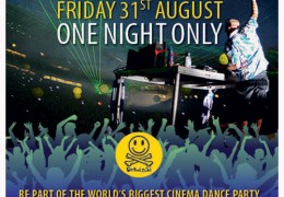 COMING UP: Fatboy Slim live from Big Beach Bootique, 31 Aug 2012