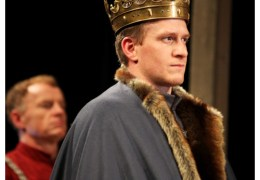 REVIEW: Henry V at Liverpool Playhouse 17/04/12