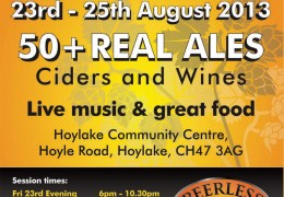 NEWS: Hoylake gets it's first Beer Festival to raise funds for The Parade