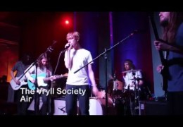 FOTW Presents: The Vryll Society LIVE at LEAF