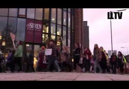 LLTV: Reclaim the Night March