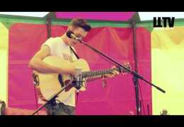 Red Sofa Sessions #onTour: Paddy Clegg at LIMF