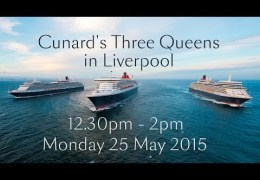 THREE QUEENS: Live from the Mersey